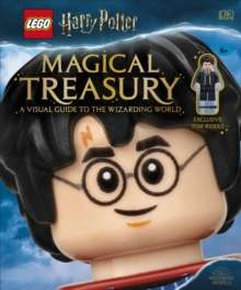 LEGO Harry Potter Magical Treasury Book - with exclusive Tom Riddle minifigure (pre-order) - £14.85 @ Hive