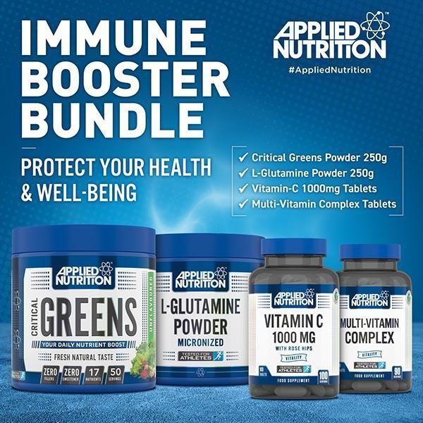 Applied Nutrition Immune system Booster Bundle £34.99 @ Cardiffsportsnutrition