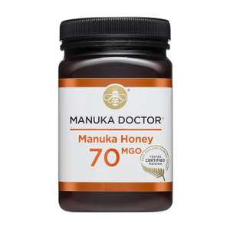 Manuka Doctor 70 MGO Active Mānuka Honey 500g £23 + £5 del @ Manuka doctor