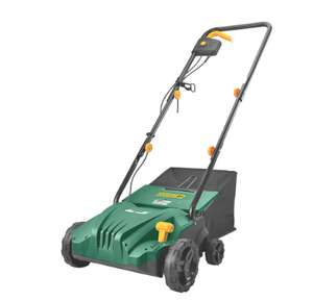 WR6002-1500 32cm 1500w Lawn Scarifier and lawn rake 230-240V £59.99 @ Screwfix