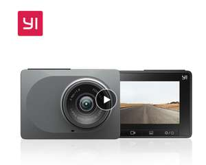 YI yi smart dash cam updated/newer grey version with 60fps,160 viewing angle £28.64 delivered - yi Official Store / Aliexpress
