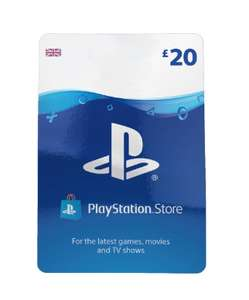£20 PSN voucher for £17.85 @ Shopto
