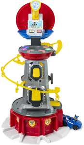 Paw Patrol 6053408, Mighty Pups Super PAWs Lookout Tower Playset with Lights and Sounds, for Ages 3 and Up (2019) - £74.25 @ Amazon