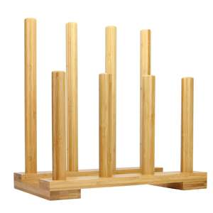 M&W outside bamboo boot rack for £13.99 delivered (using code) @ Roov