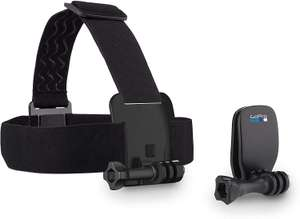 GoPro Head Strap and Quick Clip (Official GoPro Accessory) - £13.99 (Prime) £18.48 (Non Prime) @ Amazon