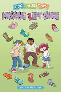 (FREE Childrens Book) Odd Name Town: Missing Left Shoe @ Amazon Kindle