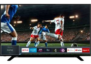 Toshiba 58U2963DB 58 Inch 4K UHD HDR10 Smart TV with Dolby Vision for £329.89 delivered @ Costco (+5 years warranty)