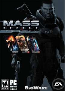 Mass effect trilogy (1, 2 & 3) for PC £5.93 at Instant Gaming