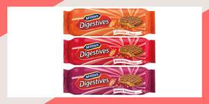 McVities Cherry Bakewell, Marmalade on Toast and Strawberries & Cream - £1 / 90p NHS/Student Discount @ The Co-Operative