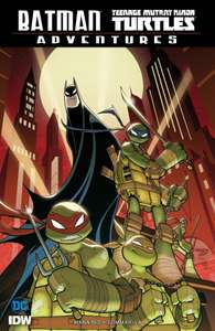 Batman / Teenage Mutant Ninja Turtles Adventures (146 pages) for Kindle & comiXology £1.59 at Amazon