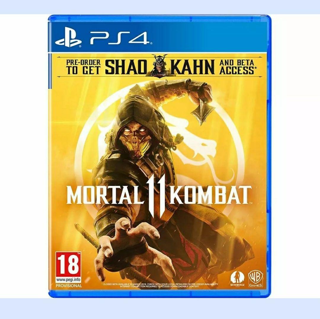 Mortal Kombat 11 PS4 at Curry's PC World - £17.97