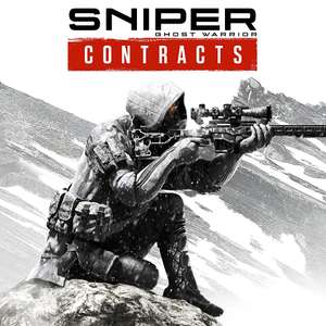 Sniper Ghost Warrior Contracts PS4 only £15.99 on PlayStation store