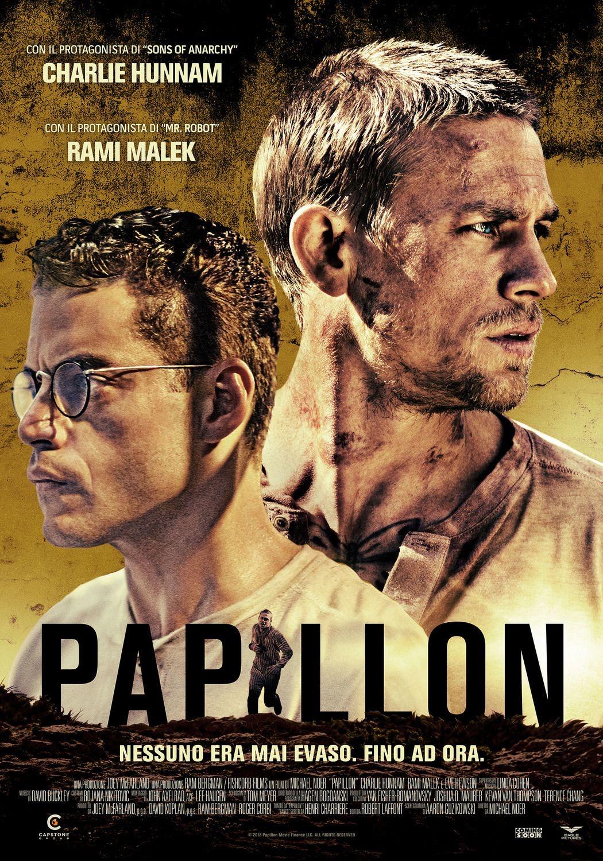 Papillon (2018) - £1.99 on iTunes Store