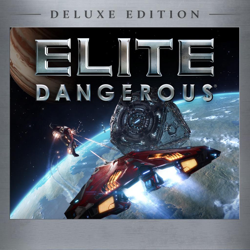 Elite Dangerous Deluxe Edition £15.99 PSN