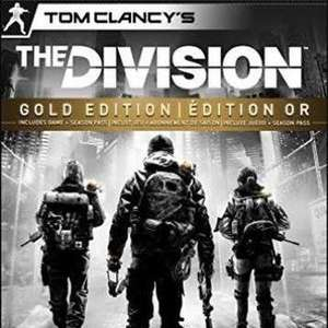 Tom Clancy's The Division™ Gold Edition - PC £13.85 at Humble Bundle