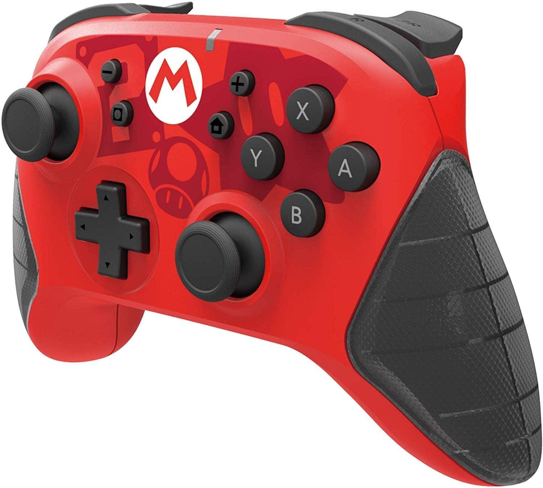 HORI Wireless HORIPAD - Mario Edition for Nintendo Switch (New) - £34.90 - eBay/MusicMagpie