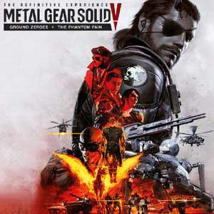 Metal Gear Solid V: The Definitive Experience (Steam) £5.00 (VIP) / £5.31 (Non VIP) @ Greenman Gaming