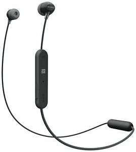 Sony WI-C300 In-Ear Wireless NFC Rechargeable Headphones - Black - £15.99 @ Argos / eBay
