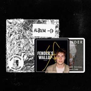Sam Fender Signed CD Bundle - Limited Edition £10.79 + £1.95 del at Recordstore