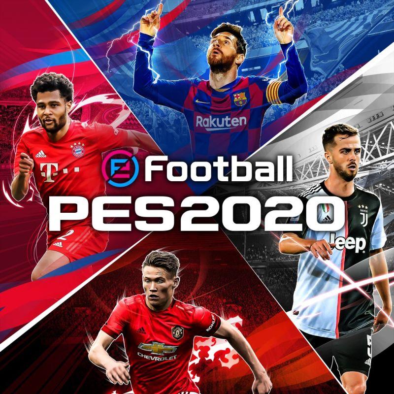 PES 2020 (PC) - £13.59 - Green Man Gaming