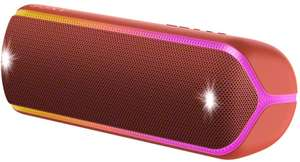 Sony SRS-XB32 Powerful Portable Waterproof Wireless Speaker with Extra Bass - Red £59.97 @ Amazon