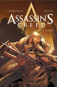 Assassin's Creed - Graphic Novels (Hardcover) £1 / £1.99 + £1 delivery @ Forbidden Planet