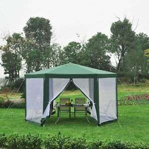 Outsunny Hexagonal Gazebo Outdoor Canopy Party Tent Marquee Waterproof - £71.99 with code @ outsunny / eBay