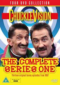 Chucklevision : The Complete Series 1 DVD NEW £7.60 at rarewaves-outlet eBay
