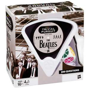 Trivial Pursuit - The Beatles Edition £9.99 delivered with code @ Zavvi