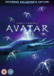 Avatar Extended Collector's Edition DVD + Slipcover 3 Disc - £2.94 @ dvdbayuk_outlet / eBay