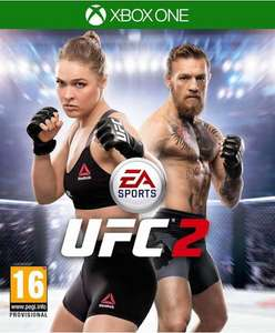 EA Sports UFC 2 (Xbox One) £5.95 delivered @ The Game Collection