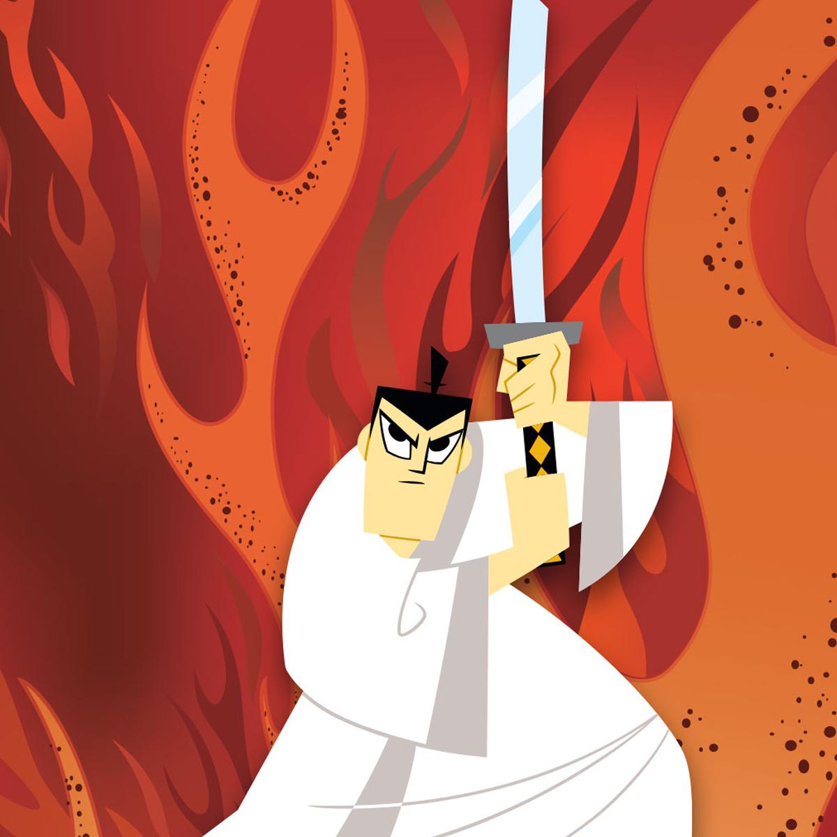 Samurai Jack (Complete Series 1 to 5) FREE @ Adult Swim (Channel 4)