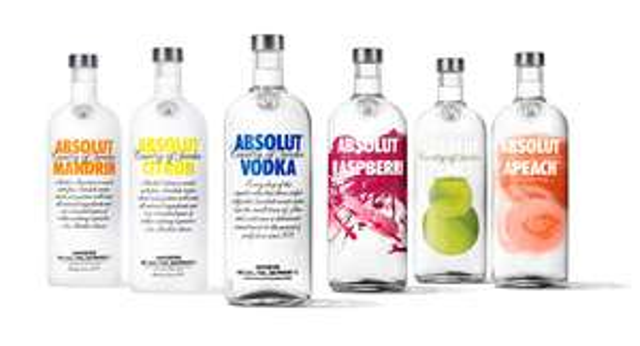 Absolut Vanilia Flavoured Vodka, 70 cl £16 + £4.49 NP @ Amazon