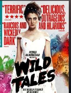 Wild Tales £1.99 SD digital @ Amazon video/Google Play