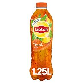 Lipton Ice Tea Peach 1.25L £1.25 @ Iceland