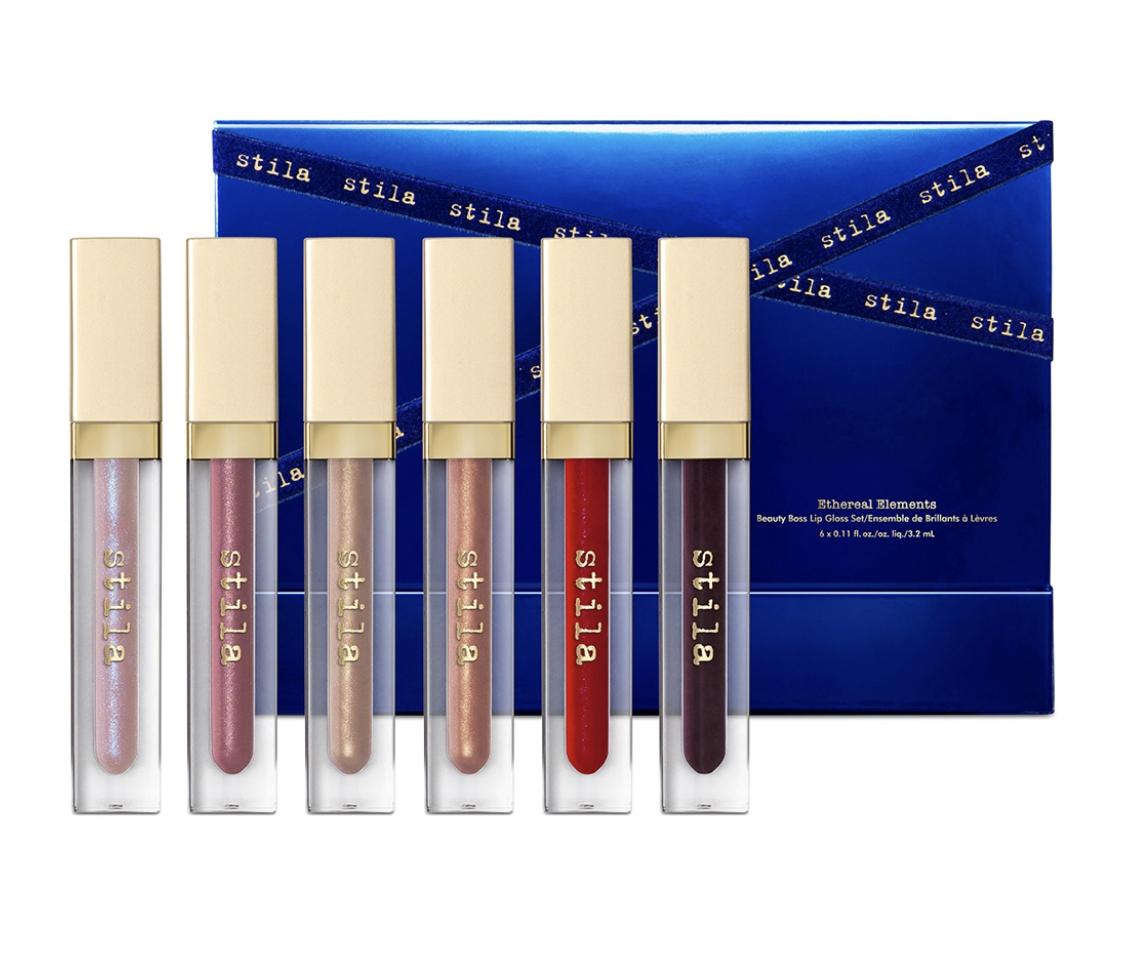 STILA Beauty Boss Lip Gloss Set £28.99 delivered at House of Fraser