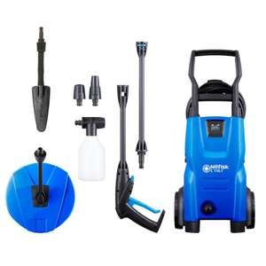 Nilfisk Compact C110 Home & Car Pressure Washer Bundle £79.99 Cleanstore