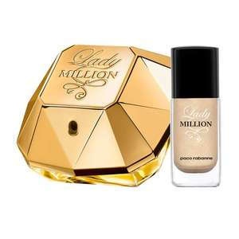 Paco Rabanne Lady Million Eau de Parfum 50ml Gift Set £29.99 Delivered @ Argos eBay