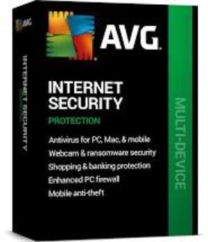 AVG Internet Security 2020 1 Year FREE at sharewareonsale