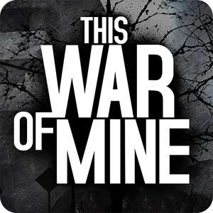 This War of Mine on sale on the Google Play store for £2.09