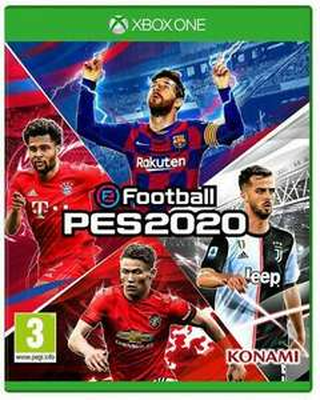 PES 2020 XBOX One £16.76 @ thegamecollection / eBay