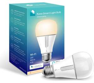 TP-LINK Kasa KL110 Dimmable Smart Bulb - E27 £14.97 delivered at Currys PC World