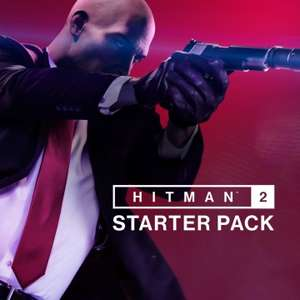 HITMAN™ 2 - Free Starter Pack - PS4 Via Playstation Store