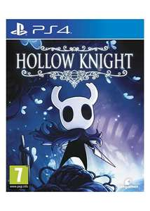 Hollow Knight (PS4) £12.85 delivered @ Base.com