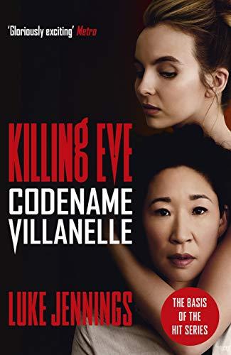 Killing Eve: Codename Villanelle - 99p Kindle ebook @ Amazon
