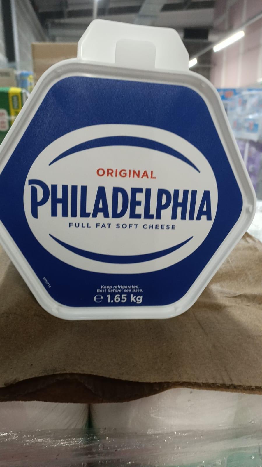 1.65kg Philadelphia £3.99 at Farmfoods (Montrose)