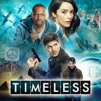 Timeless season 1 for £4.99 and Timeless season 2 for £4.99 at Google Play