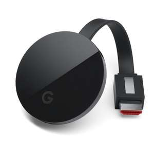Google Chromecast Ultra 4K streaming device - £59.99 with free tracked delivery @ electrical-showroom.co.uk
