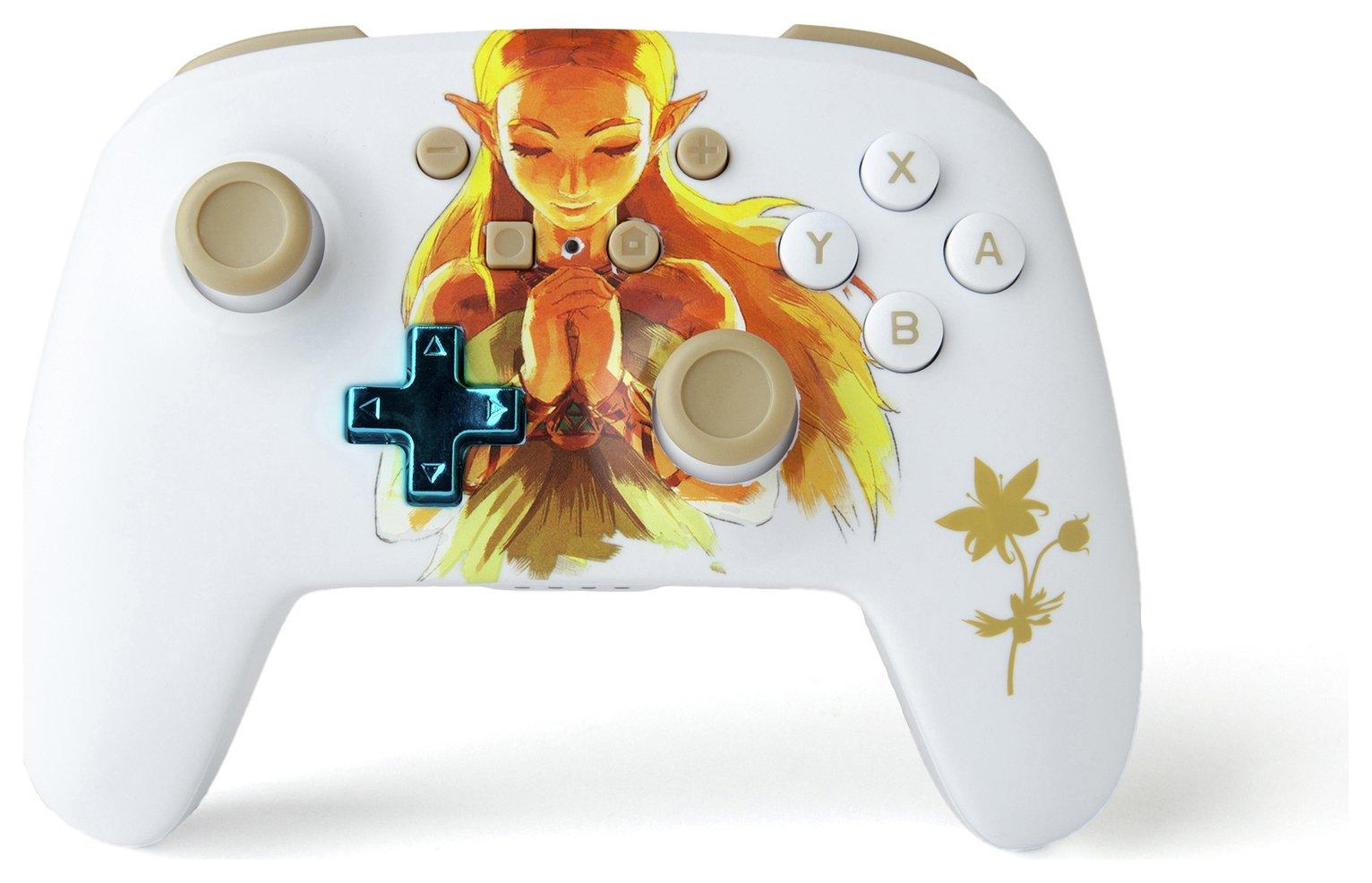 Nintendo Switch Wireless Controller - Princess Zelda - £29.99 + p&p £3.95 @ Argos