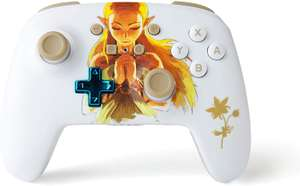 Nintendo Switch Enhanced Wireless Controller/Gamepad - Princess Zelda for £29.99 delivered @ Amazon